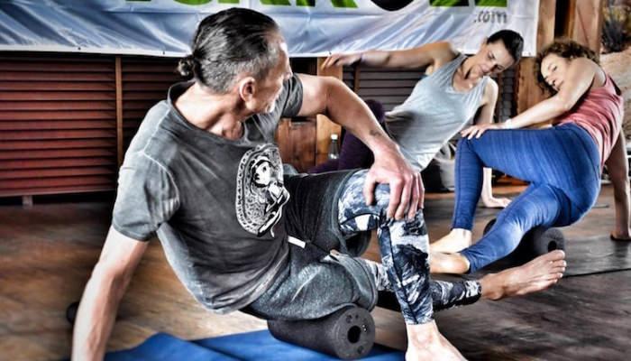 Blackroll meets Yoga mit Oliver Kotowski