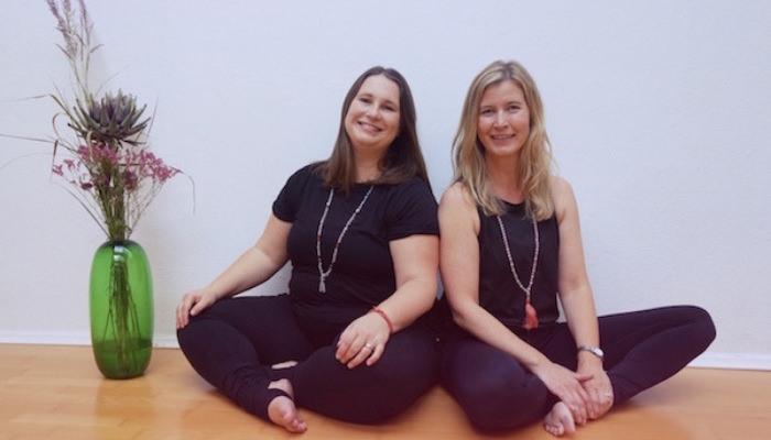 Einheit von Yin und Yang mit Annika Geister und Kerstin Gertkämper