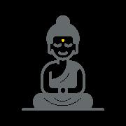 Rundum Yoga Buddha