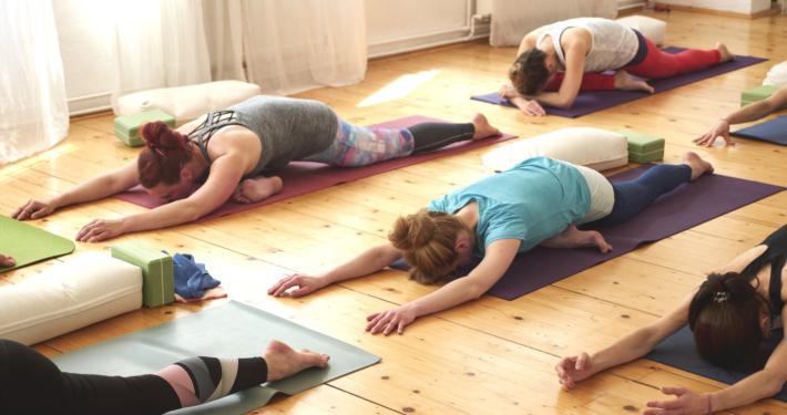Rundum Yoga Studio Derendorf Yogaklasse