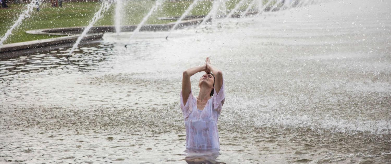 Rundum Yoga Susanne Wenke Brunnen Nordpark