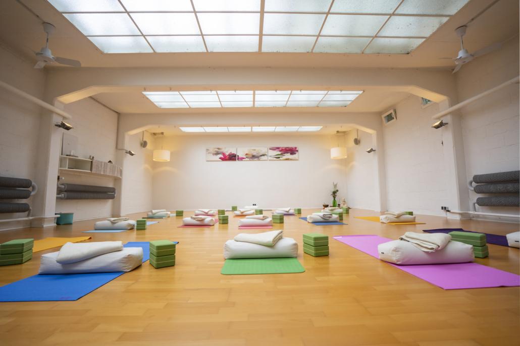 Rundum Yoga Unterbilk Kursraum