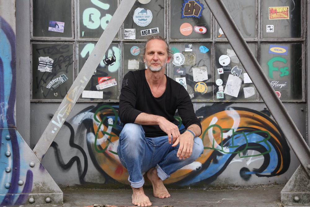 Marc Wenke Kran Hafen Duesseldorf