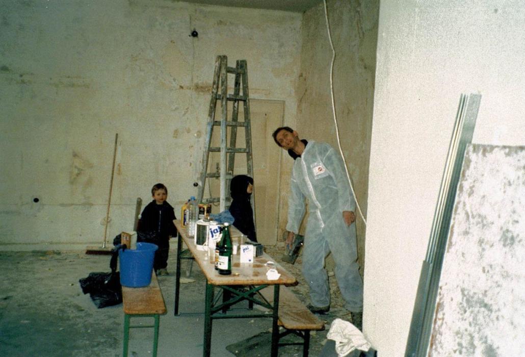 Studio Unterbilk Renovierung