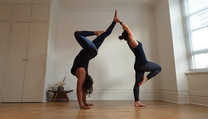 Parter Movement Workshop with Lauren at Rundum Yoga Düsseldorf