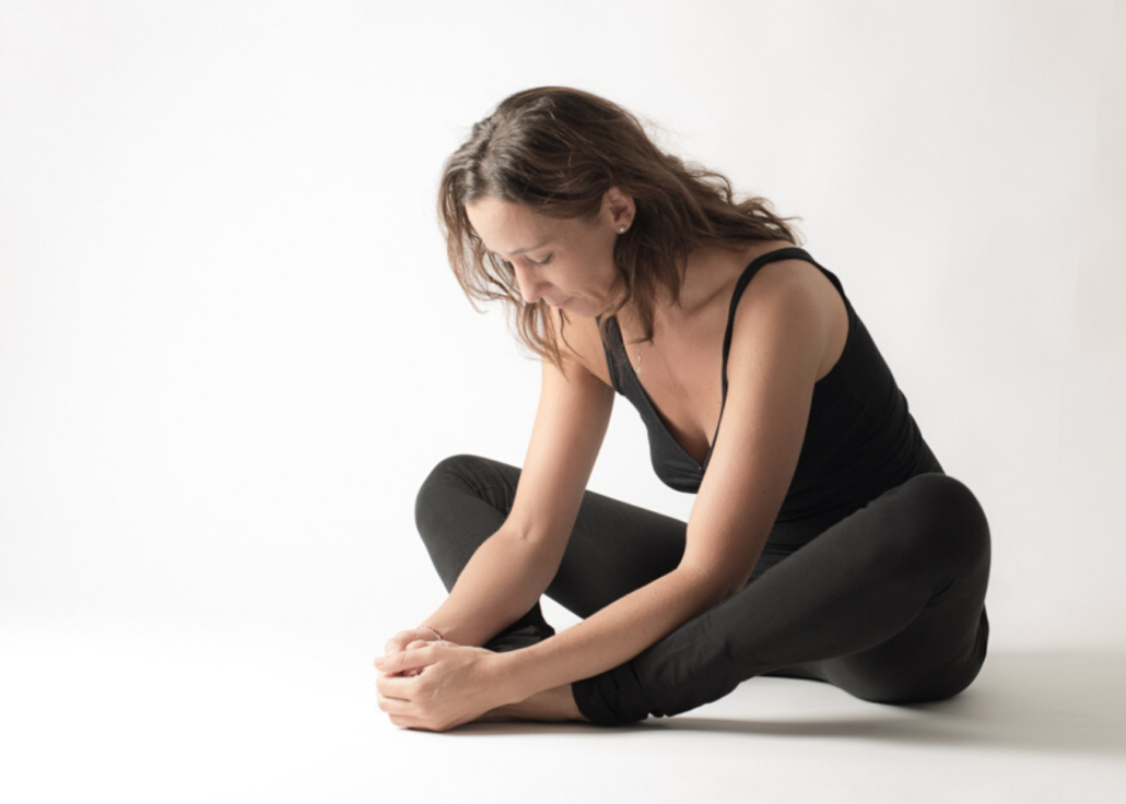 Vira Drotbohm Yin Yoga Lehrerinn bei Rundum Yoga Düsseldorf
