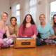Ausbildungsteam der RYS Multistyle Yogalehrer Ausbilung von Rundum Yoga Düsseldorf