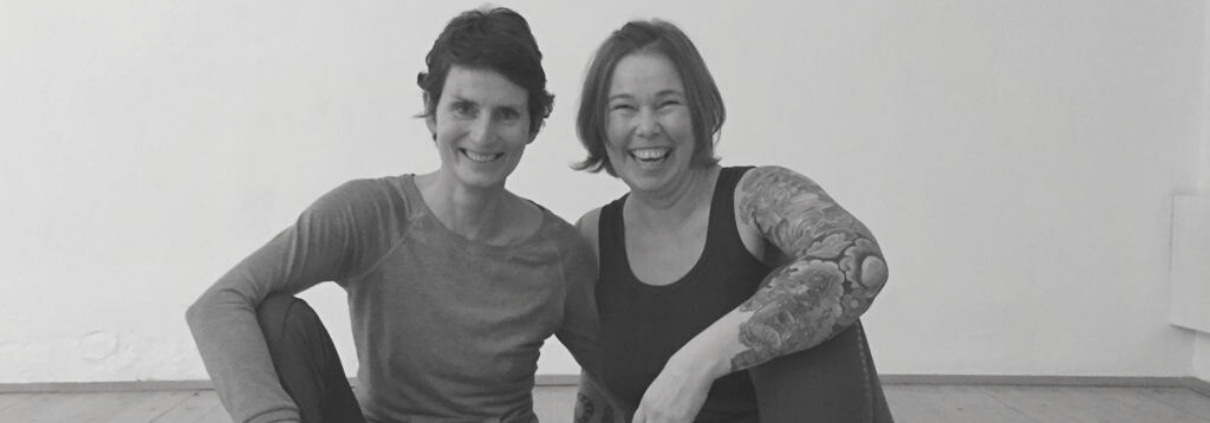 Susanne Wenke und Silke Meyer Retreat Detox Twist and Energize in Your open place