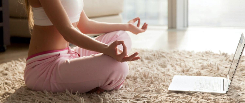 Rundum Yoga Online live Klassen