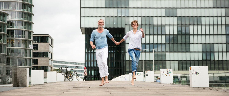 Susanne Marc Medien Hafen Düsseldorf