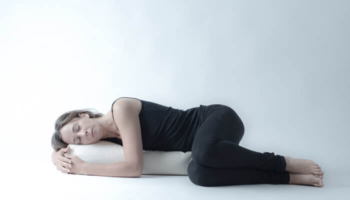 Vira Drotbohm Yin Yoga Workshop im Studio Unterbilk Duesseldorf