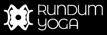 RundumYoga Logo white