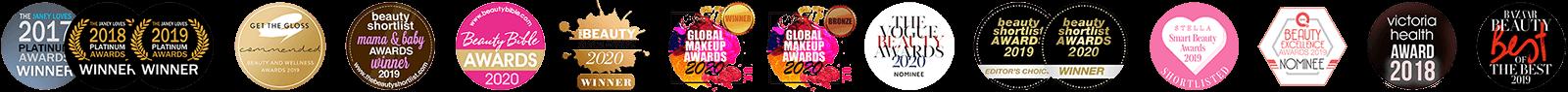 Hayou Method Beauty Auszeichnungen