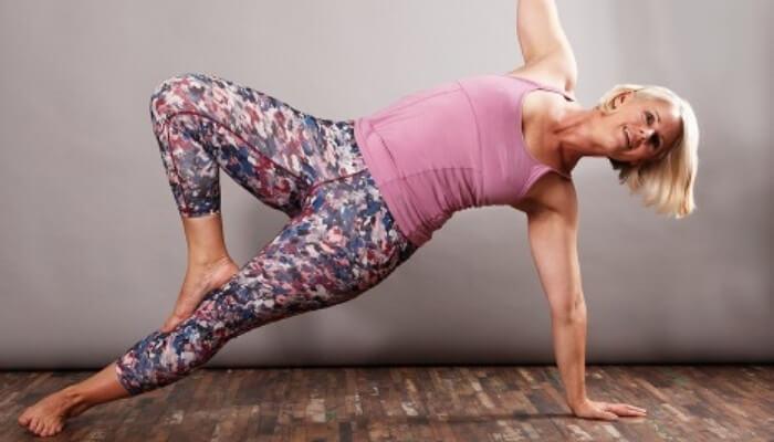 Nicole Barlau Hatha Yoga Special bei Rundum Yoga im Studio Unterbilk Duesseldorf