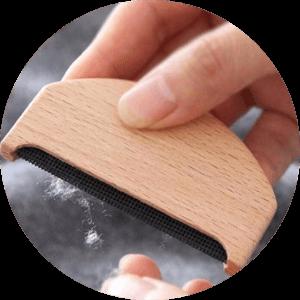 Pilling Wollkam Holz