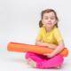 Kinder Yoga für Kinder von Jahre mit Sarah Wagemanns bei Rundum Yoga in Duesseldorf