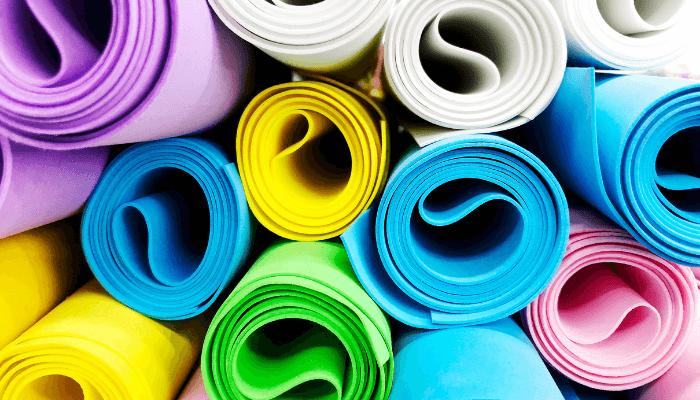 Yogamatten wiederverwerten Continuom collective