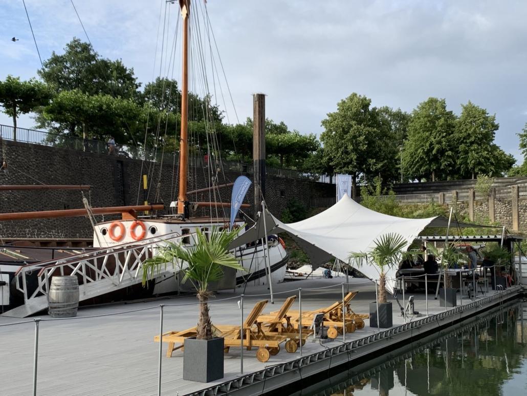 Club Marina Duesseldorf Medienhafen 1